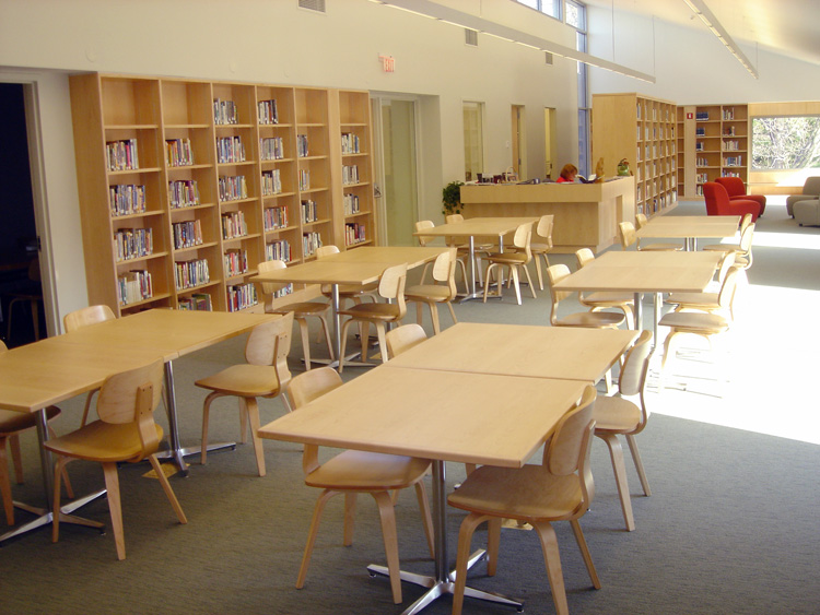 School of the Holy Child Library